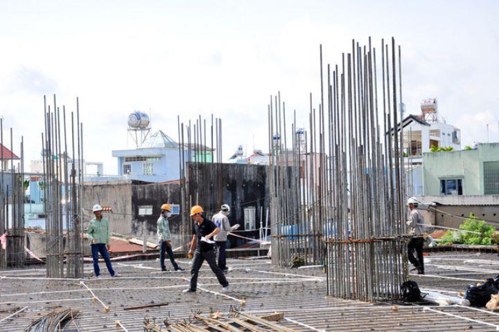 Báo giá nhân công xây dựng