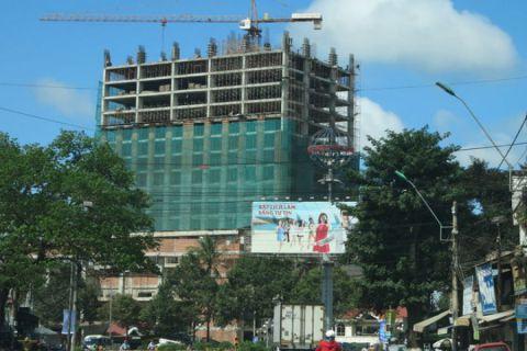 Thi công khách sạn Bảo Minh Đà Nẵng