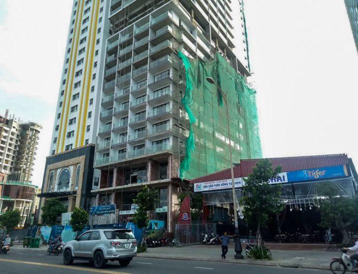 Thi công xây dựng khách sạn mini