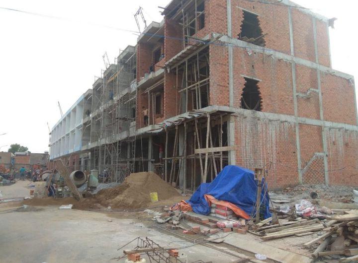 báo giá nhân công xây dựng nhà ở